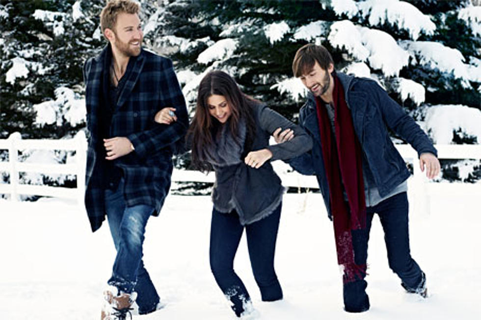 lady antebellum a holly jolly christmas video