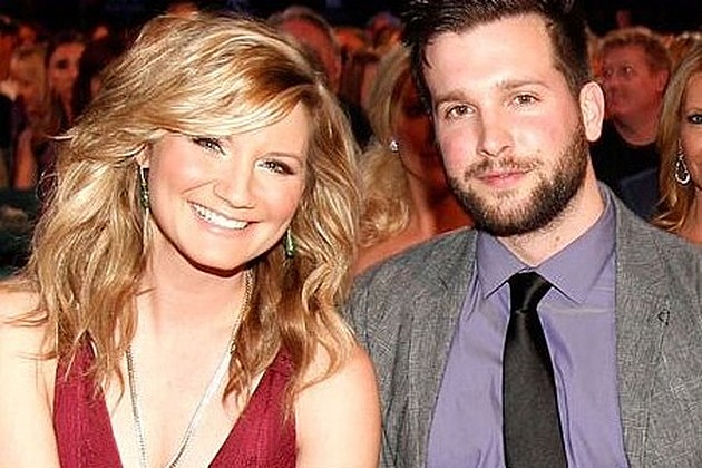 Jennifer Nettles and Husband