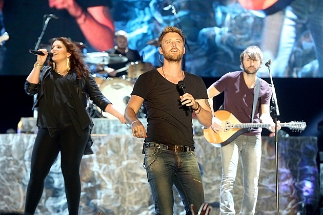 Lady Antebellum Tour Dates Cancelled Due To Hillary S