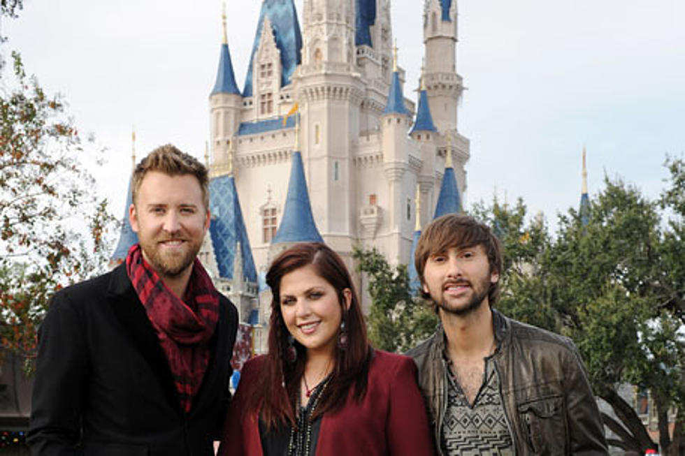 disney christmas day parade 2012 to include lady antebellum brad paisley