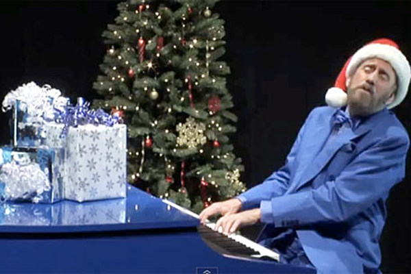 ray stevens blue christmas video premiere - Porky Pig Sings Blue Christmas