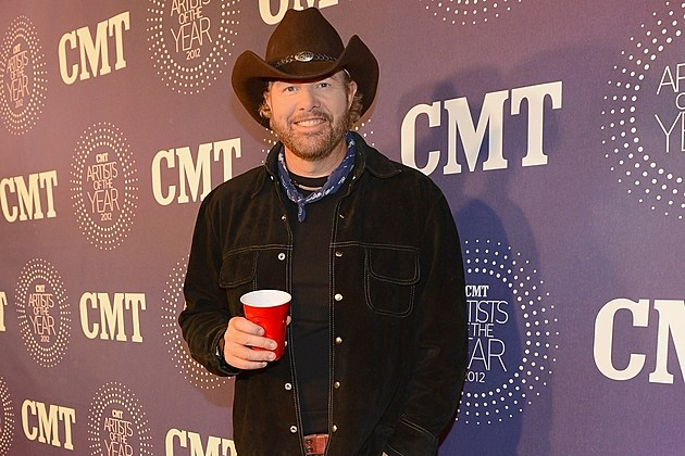 Toby Keith Red Solo Cup