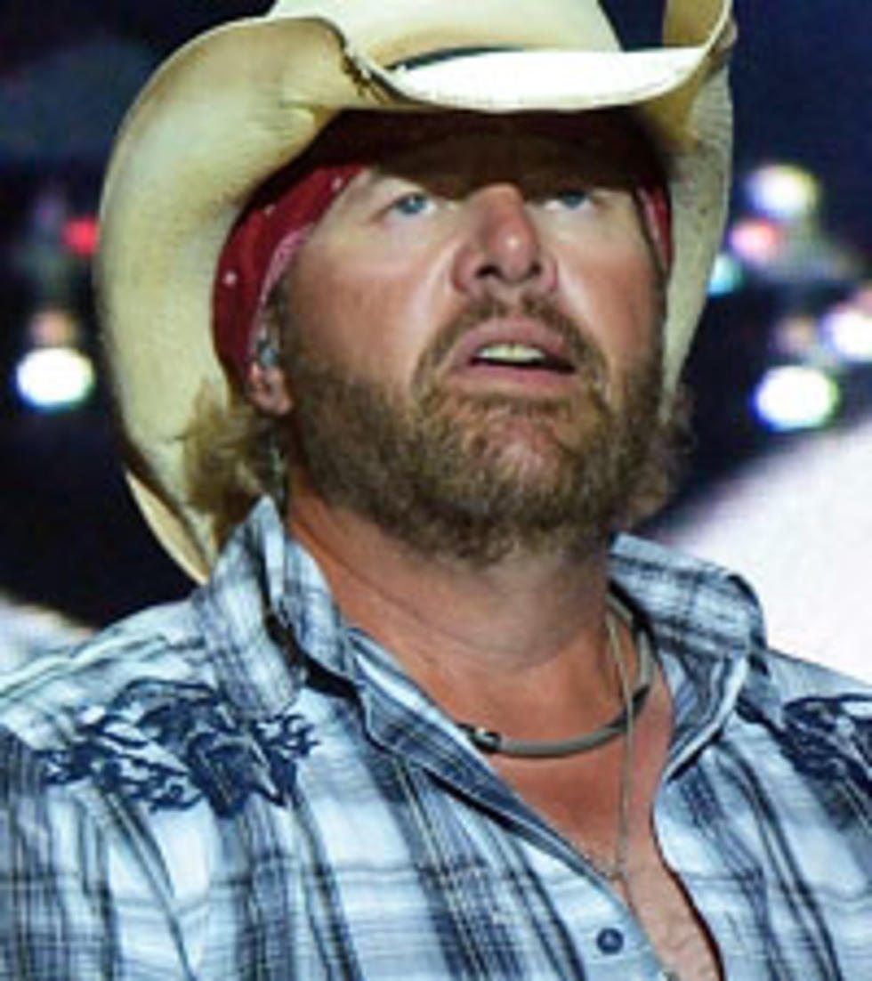 Toby Keith Meet And Greets Canceled For Security Reasons