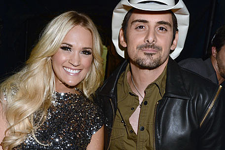 Brad paisley carrie underwood hates kids kenny for How many kids does carrie underwood have