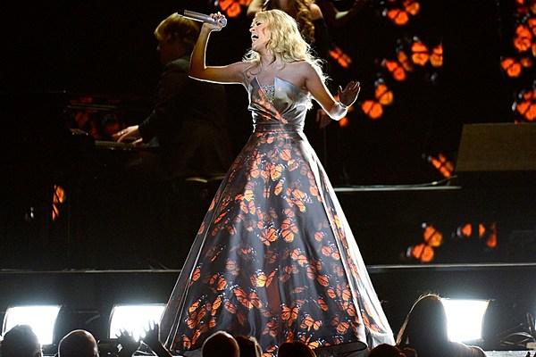 Blown Away - Carrie Underwood   Shazam