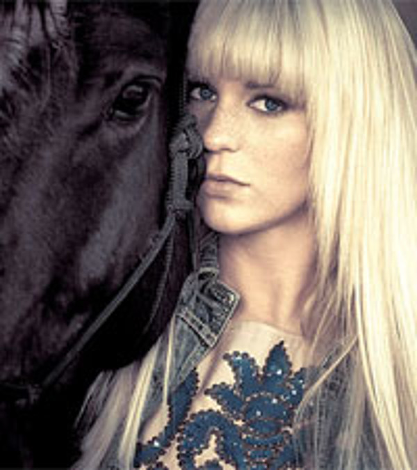half broke horses jaida dreyer