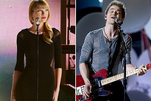 Taylor Swift Hunter Hayes