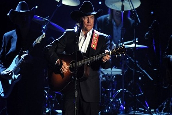 george straits father passes away