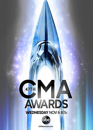 47th Annual CMA Awards Logo