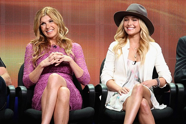 Connie Britton Hayden Panettiere