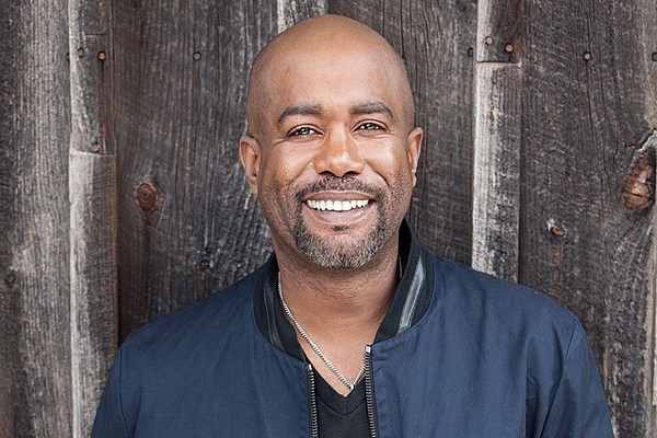 Darius Rucker Performs With Boy With Down Syndrome [VIDEO]