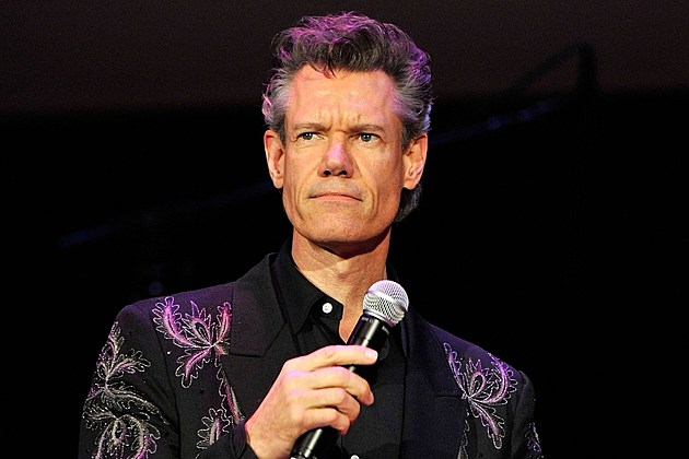 randy travis talking