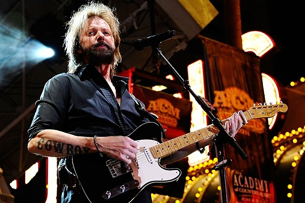 Ronnie Dunn Not Touring Behind New Album