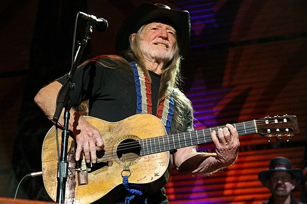 Eight Years Ago: Willie Nelson Busted for Drug Possession