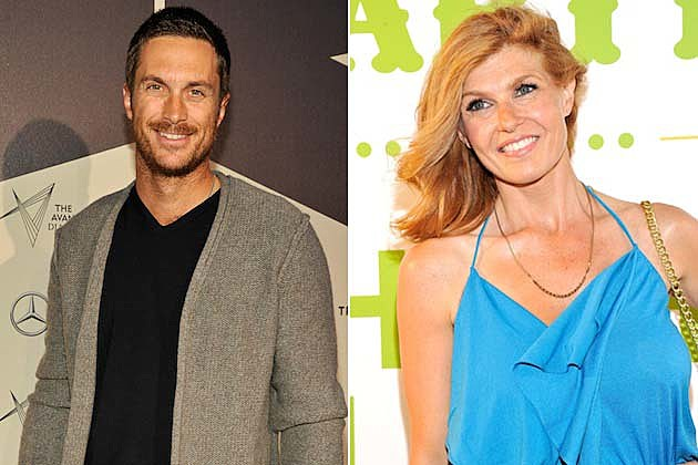 Connie Britton Oliver Hudson