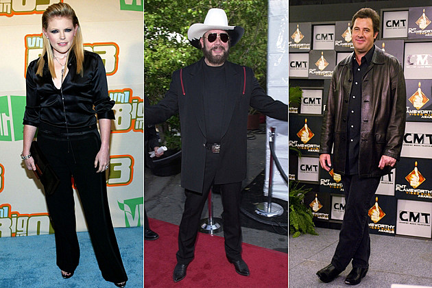 Natalie Maines Hank Williams Jr Vince Gill