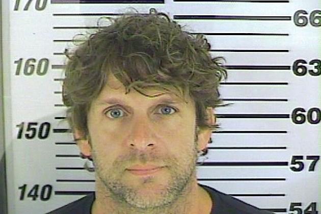 Billy Currington Arrest Photo