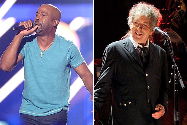 Darius Rucker Bob Dylan