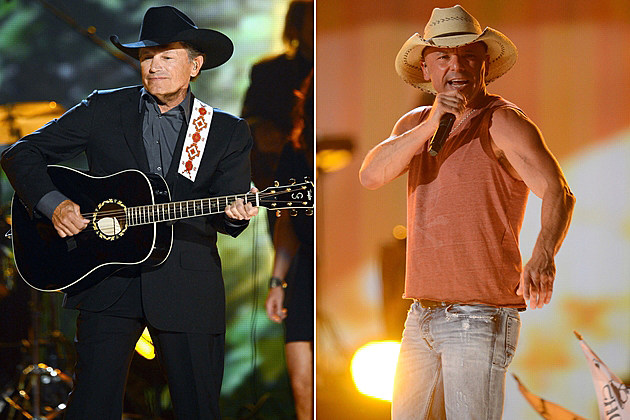 George Strait Kenny Chesney
