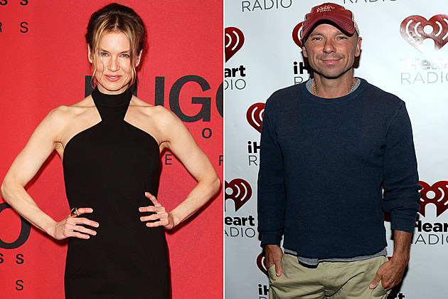 Renee Zellweger Kenny Chesney