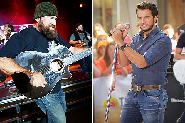 Zac Brown Luke Bryan