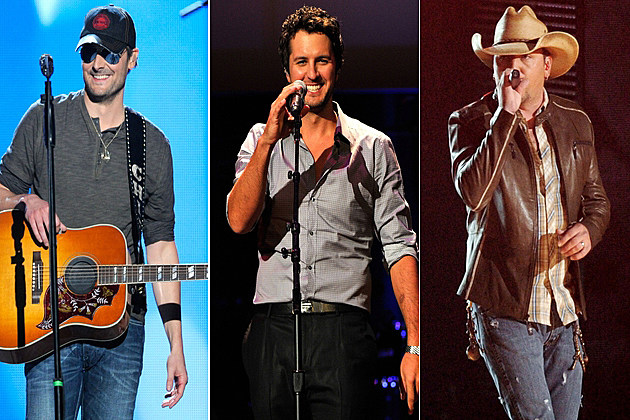 Eric Church Jason Aldean Luke Bryan