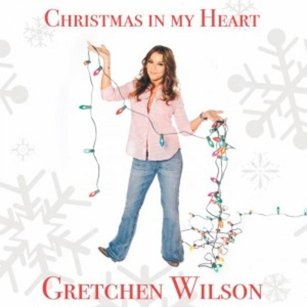 Gretchen Wilson to Release First Christmas Album