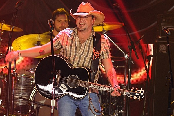 win a signed acoustic guitar from jason aldean