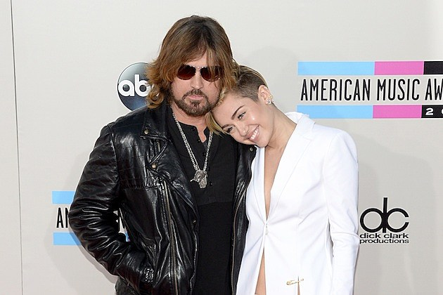 Billy Ray Cyrus Miley Cyrus