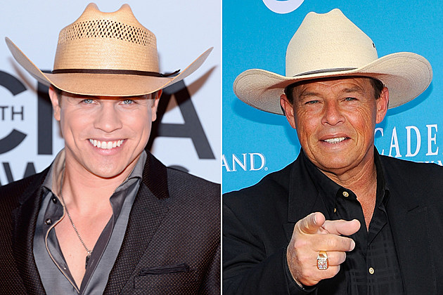 Dustin Lynch Sammy Kershaw