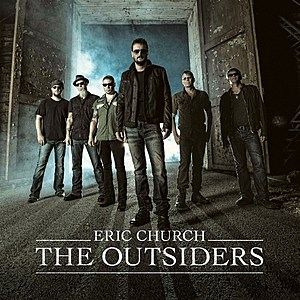 Eric Church The Outsiders Cover