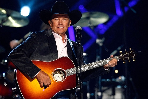 George strait auctioning seats to final shows for daughter s
