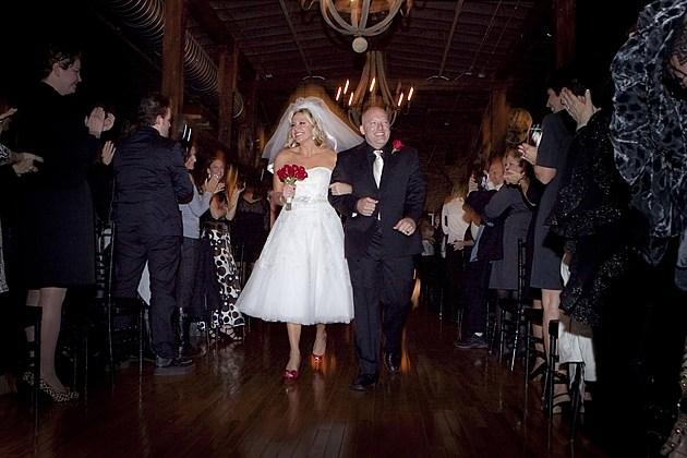 Gwen Sebastian Louis Newman Wedding