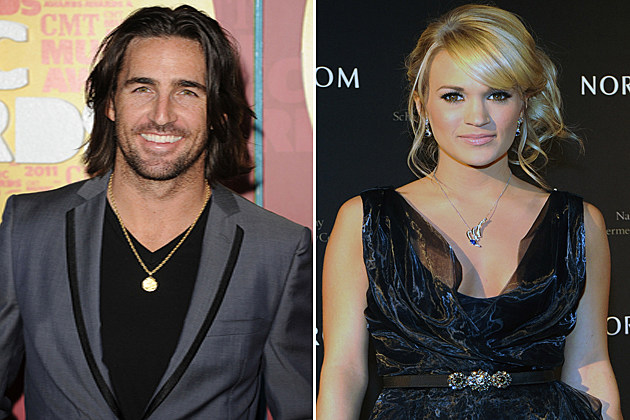 Jake Owen Carrie Underwood
