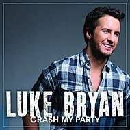 Luke Bryan Crash My Party Album