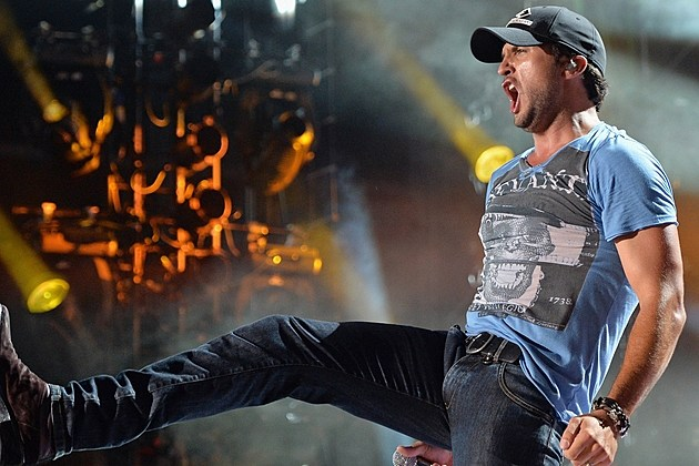 Luke Bryan Sells Out Second Madison Square Garden Show