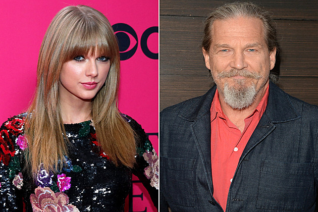 Taylor Swift Jeff Bridges