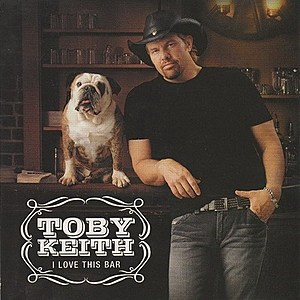 Toby Keith I Love This Bar Single