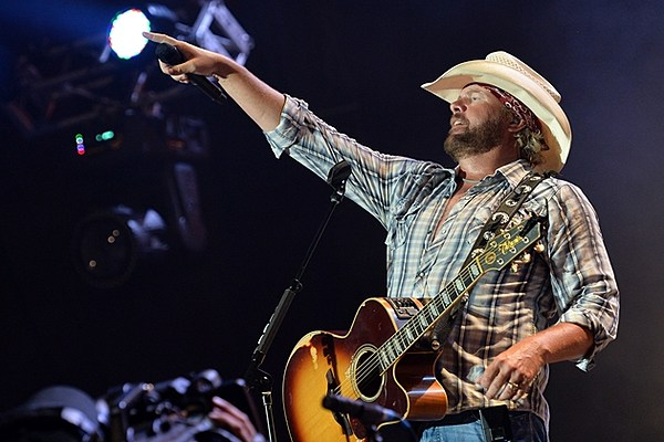 Top 10 Toby Keith Songs