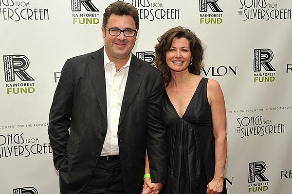 Amy Grant Says Blending Family With Vince Gill Was Not Easy