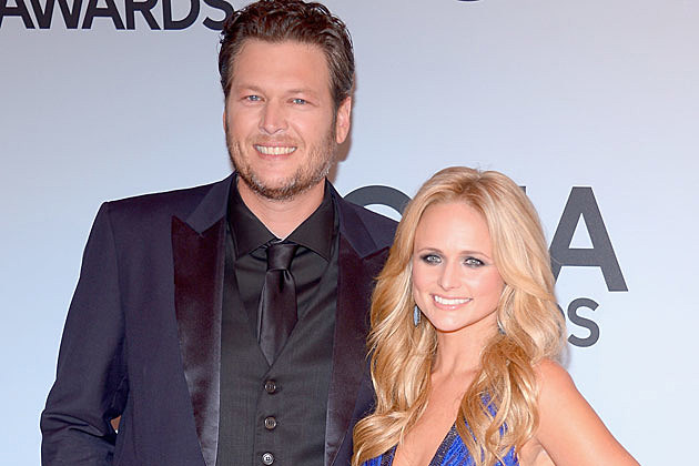 Blake Shelton Miranda Lambert wedding