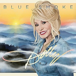 Dolly parton s new album blue smoke has debuted at no 2 on