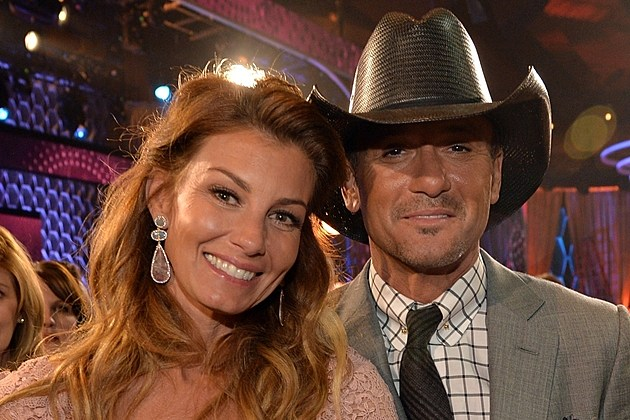 Tim mcgraw and faith hill explain appeal of las vegas show for Do tim mcgraw and faith hill have kids