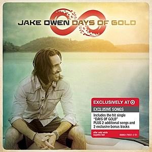 Jake Owen Days of Gold Target Exclusive