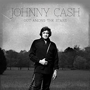 Johnny Cash Out Among the Stars Cover