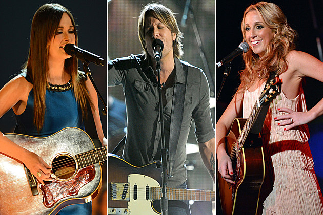 Kacey Musgraves Keith Urban Ashley Monroe