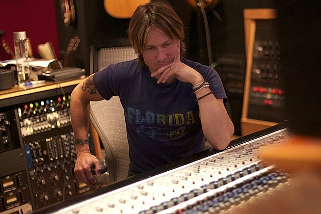 Keith Urban Studio