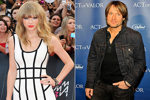 Taylor Swift Keith Urban