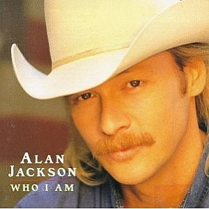 Alan Jackson Who I Am Album Cover