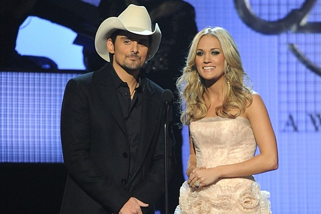 Brad Paisley Carrie Underwood